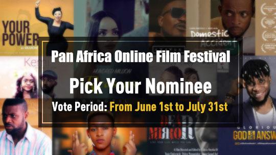Pan Africa Online Film Festival